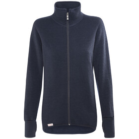 Woolpower Unisex 600 Full Zip Jacket dark navy